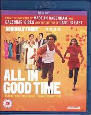 All In Good Time (Blu-ray, 2012) Brand New - Rental Blu Ray