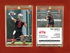 Trey Lance / Training Camp / Rookie Card / QB / 49ers / Generation Next