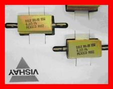 VISHAY Resistor Wirewound 6,2 Ohm 1% 10W  Aluminum Housed AXL Flange 1 Stück