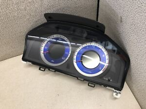 2010 Volvo V70 R-Design Speedo Instrument Cluster 30733365 36002723