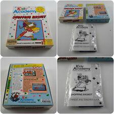 KID'S ACADEMY carrello un gioco per il Commodore Amiga testedworking in buonissima condizione