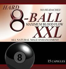 Hard 8 Ball XXL - Male Enhancement Pills (EXTRA HARD ERECTIONS).