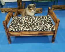 Pet Bed - Hand Burnished for Small Pets