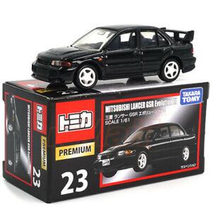 TOMICA PREMIUM 23 - Mitsubishi Lancer GSR Evolution III