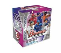 2020 Topps Bowman MLB Mega Box Sealed - Dominguez, Witt, Mojo Refractor 🔥🔥🔥