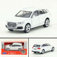 1/36 Scale Audi Q7 SUV Off-road Vehicle Model Car Diecast Toy Gift Kids White