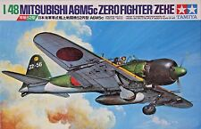Tamiya 61027: 1/48 A6M5c Type 52 Zero Fighter Zeke