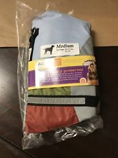 ASPCA Canine Dog Nylon Safety Life Preserver For Medium Dogs w/Reflective Strip