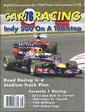 MODEL CAR RACING MAGAZINE #78 - SCALEXTRIC , FLY , SCX , NINCO 1/32 SLOT CARS