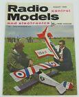 Radio Control Models and Electronics Magazine, August 1969, Vintage