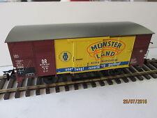 Lenz Modellbahn-Güterwagen der Spur 0 für Gleichstrom