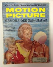 Motion Picture Magazine   July 1961    Jamie Janet and Kelly Curtis Cover