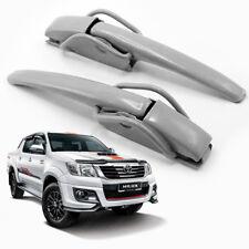 Rear Tailgate Handle Opener Locker Gray 2 Pc For Toyota Hilux Vigo 2005 - 2014