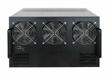 Ethereum Mining Rig - 6 GPU Ethereum Mining Rig – Mixed Cards - 180 MH/s 800W