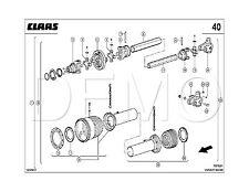 Claas Variant 360/365/RF/RC Spare Parts Catalogue, Original Manual (PDF catalog)