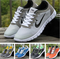 HOT Mens womens trainers sportwear breathable athletic casual shoes sports shoes