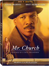 Mr. Church [New Dvd]