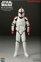 Star Wars Clone Trooper Captain Real Action Heroes Figure