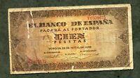 billete 100 PESETAS 1938  BC