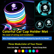 1pcs Colorful Car LED Lighting Lamps Accessories For Suzuki Interior Lights