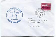 1985 Polarstern Alfred Wegener Inst. Antarktis Expedition Polar Antarctic Cover