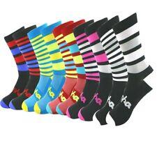 "Cycling Socks Tri MTB road bike 7"" tall 5 colors free fast Shipping from USA"