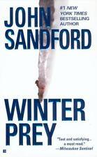 Winter Prey by John Sandford, Good Book