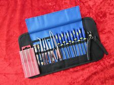 SET 8 Precision Craft Hobby Tools Kit & Drills Suit Airfix & Scale Model Makers