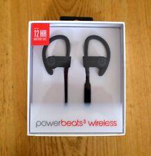 Beats by Dr Dre Powerbeats3 Wireless Bluetooth Headphones Sport Earphones Black