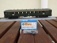 Roco 44554 Vagone treno espresso Ayse 1.Kl.DB Ep. 4/5 chiaro usato,