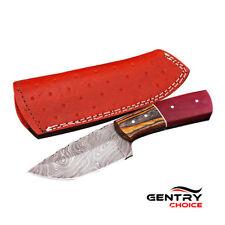 Handmade Damascus Skinner Knife – AMK004