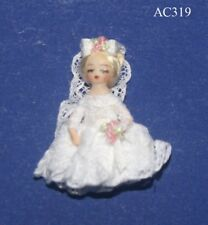 "Blonde ""Wee Bride"" by Ethel Hicks Original Angel Children Doll"