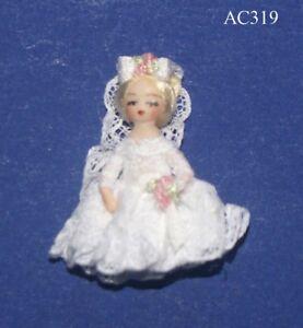 """BLONDE """"WEE BRIDE""""  by  ETHEL HICKS ORIGINAL ANGEL CHILDREN DOLL"""