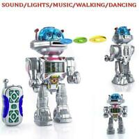 Infrared RC Robot Intelligent Remote Control Walking Dancing Singing Shooting