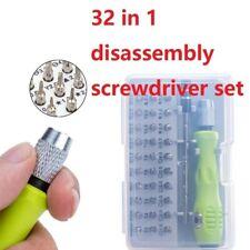 32in1 Magnetic Precision Screw Driver Phone Pc Repair Tool Torx Bits Kit Set
