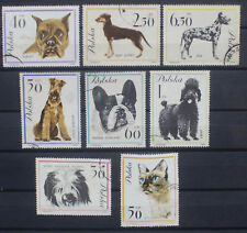 Poland 1963 Dogs Used