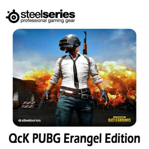 SteelSeries QcK PUBG Erangel Cloth Mouse Pad for Gaming Sensors Maximum Control