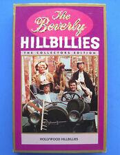 THE BEVERLY HILLBILLIES Hollywood Hillbillies CBS Video Library Beta Betamax VG