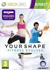 Your Shape: Fitness Evolved - Kinect Compatible (Xbox 360).