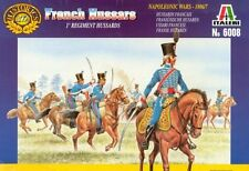 "Soldatini 1/72 ""FRENCH HUSSARS, Napoleonic wars Italeri (6008)"