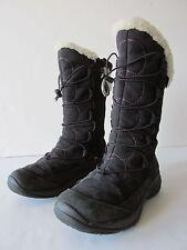 Merrell Encore Apex  Black Side Zip Lace Up Snow Winter Boot Women's 6M