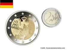 2 Euros Commémorative Allemagne 2019 Mur de Berlin UNC
