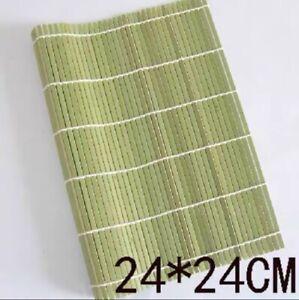 Reusable Bamboo Sushi Mat Roller