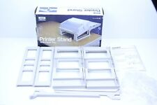 Vintage 1980s Radio Shack Tandy 26-1392 Printer Stand with Paper Tray With Box