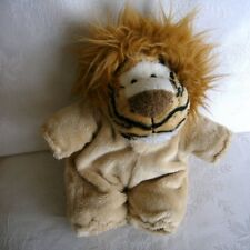 Doudou Tigre Planet pluch - Déguisé en lion