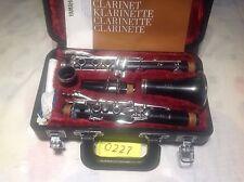 YAMAHA 26ii Bb Clarinetto Con Custodia Rigida (0227 professionalmente serviti