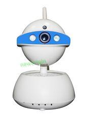 Wireless CCTV IP Camera WIFI Pan Tilt Security IR Night Vision HD 720P Network