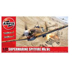 Airfix A02108 Supermarine Spitfire Mk.VC Plane Model Kit (Scale 1:72)