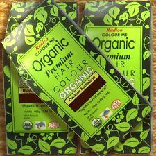 Radico Colour Me Organic Dunkles Aschblond Dark Ash Blonde Pflanzenhaarfarbe