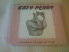 KATY PERRY - CHAINED TO THE RHYTHM - 2017 2 TRACK CD SINGLE